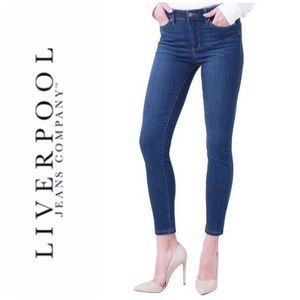 Liverpool Jeans Penny Ankle Skinny Jeans 6/28